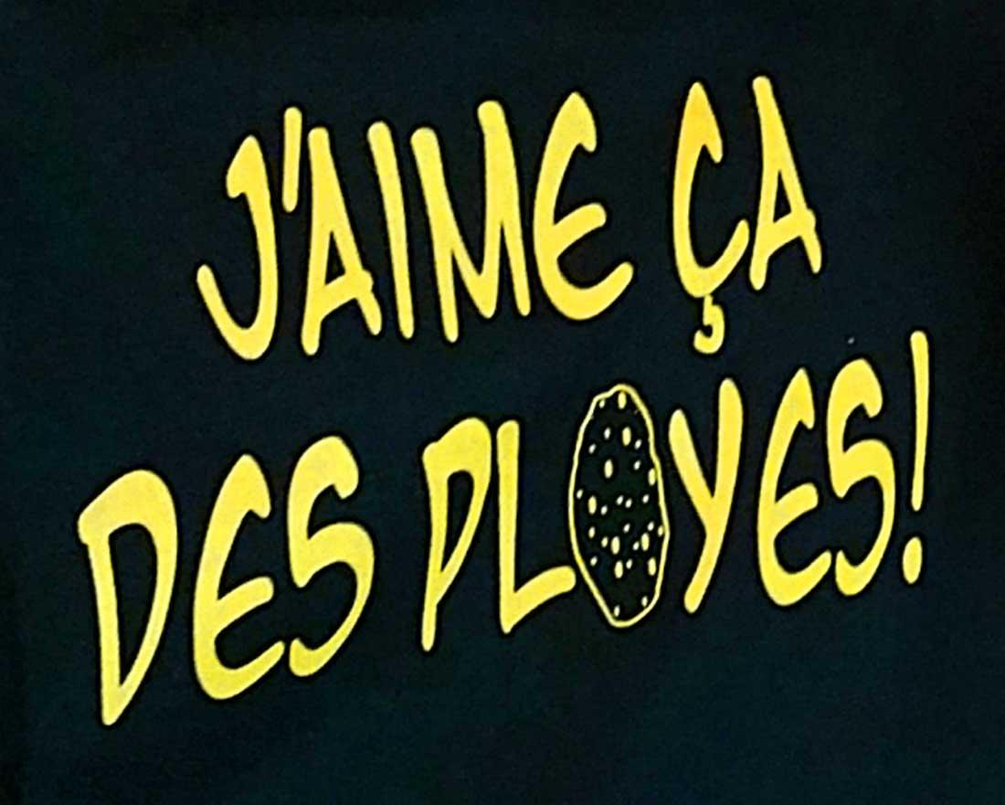 ployes T-shirt