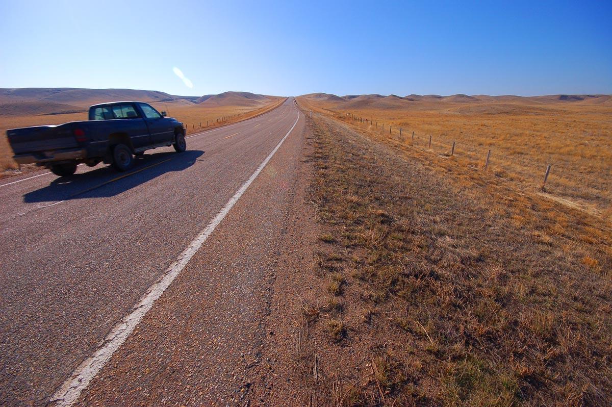 prairie in southeastern Alberta