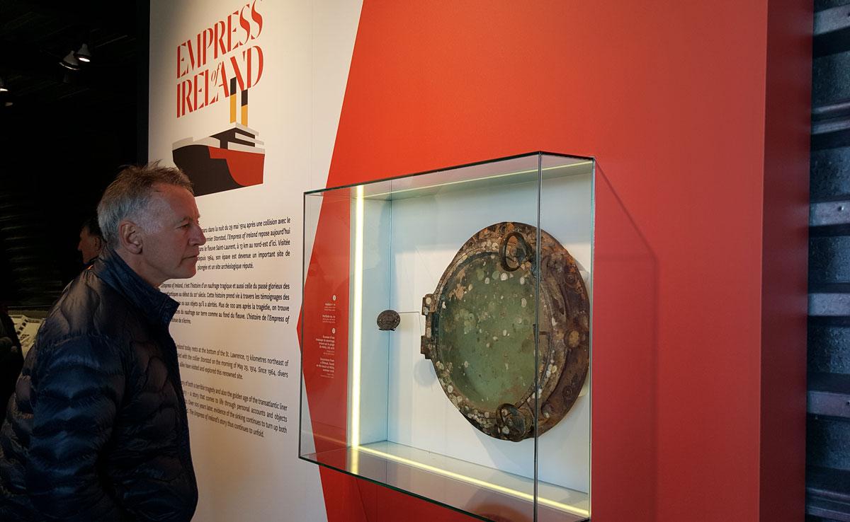 Empress of Ireland Museum Rimouski