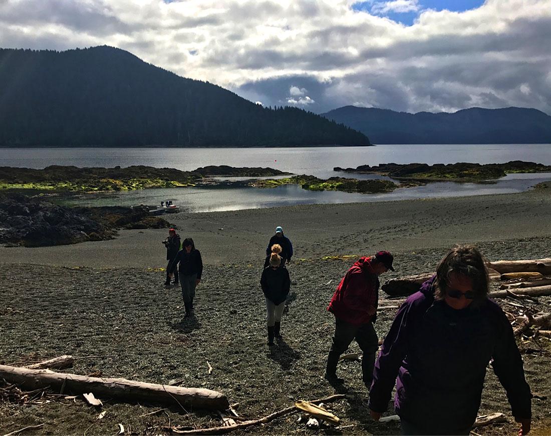 Haida Gwaii Watchmen beach