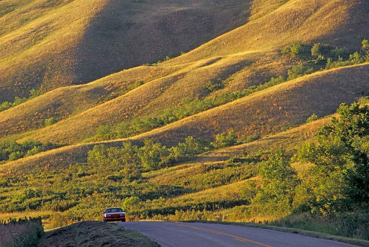 Saskatchewan's Best Scenic Drives
