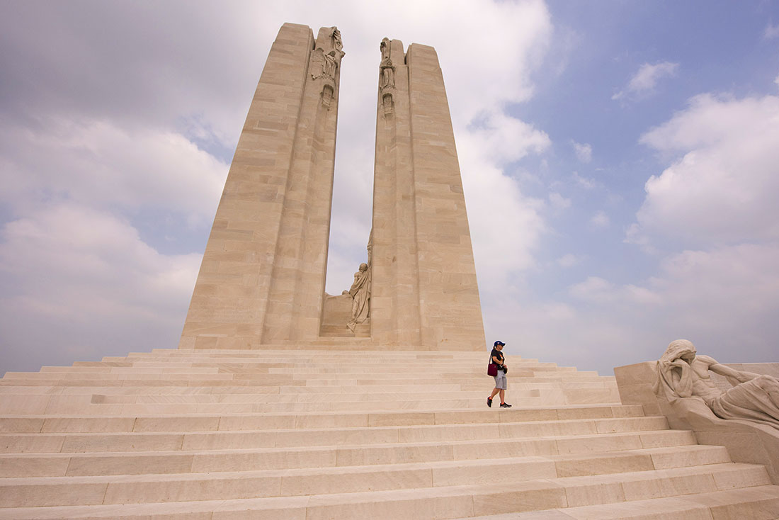 Remembrance Day Vimy Memorial
