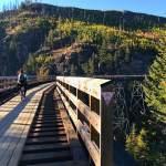 Okanagan Valley Kettle Valley Trail