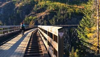Okanagan Vineyard Eats and Bicycle Seats