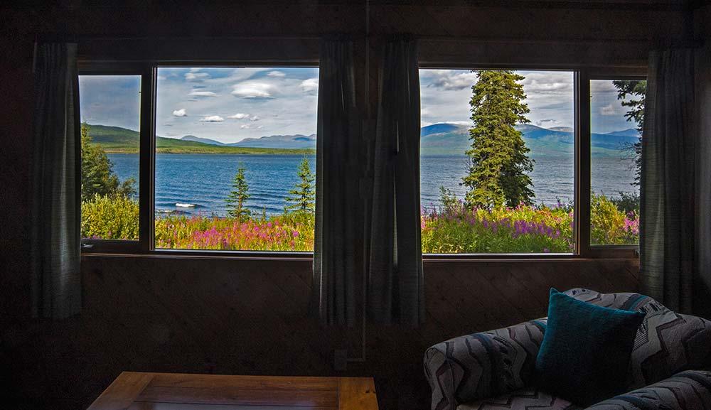 Kluane National Park, Yukon, Canada, Robin and Arlene Karpan