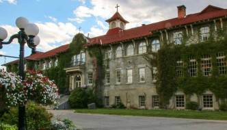 St. Eugene Resort and its Sad History