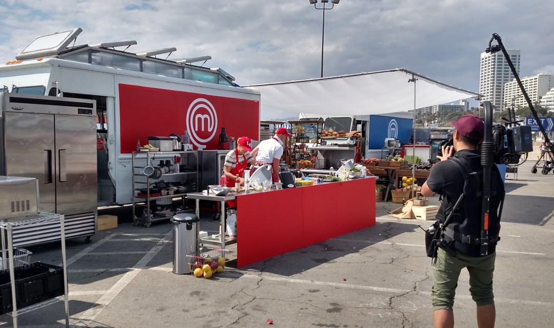 Master Chef Australia Food Trucks