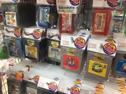 Retro stores specialising in Pokemon