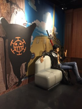 Trafalgar D. Law photo opp
