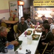 The Gang (Stan, Fahmi, Hugo, Chris, Adam, Me)