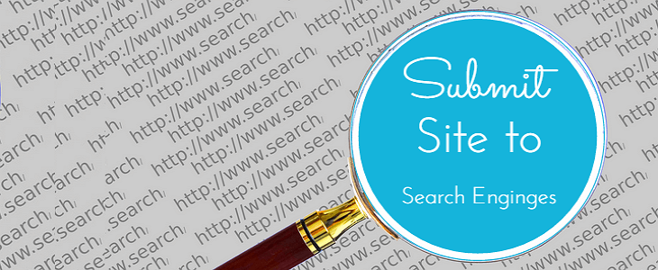 Submit Site to Search Engines
