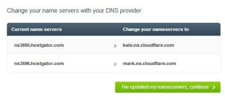 Update servers