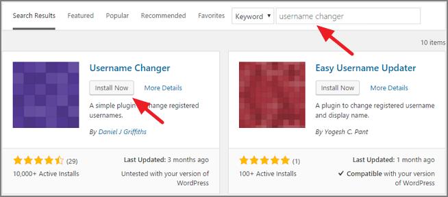 install-username-changer