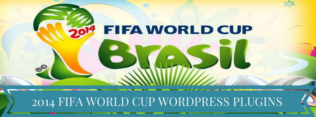 2014 FIFA World Cup WordPress Plugins