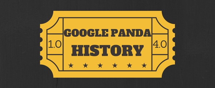 GOOGLE PANDA HISTORY (1)