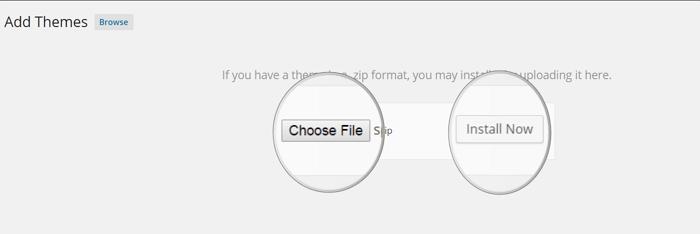 Upload zip file