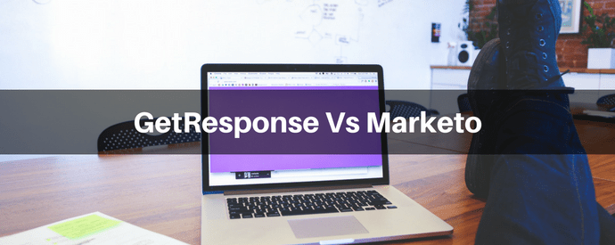 GetResponse Vs Marketo