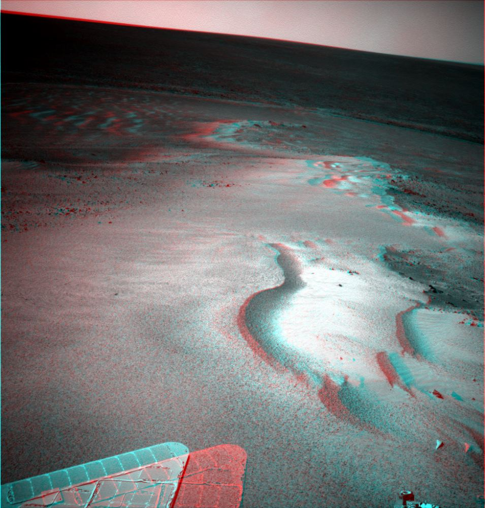 Opportunity is a ROVER again...! (5/6)