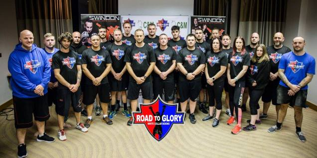 road to glory blue team