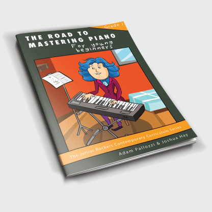 Cover image for The Road to Mastering Piano - grade 1