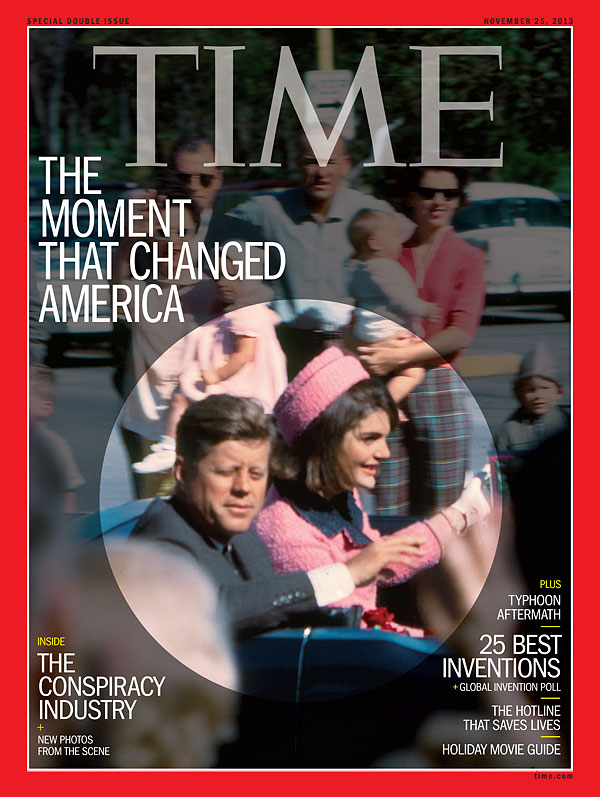 KENNEDY New-Time-cover