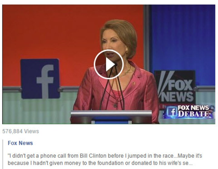 carly on clinton 8-7-15