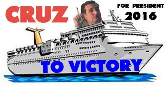 CRUZ TO VICTORY 1500