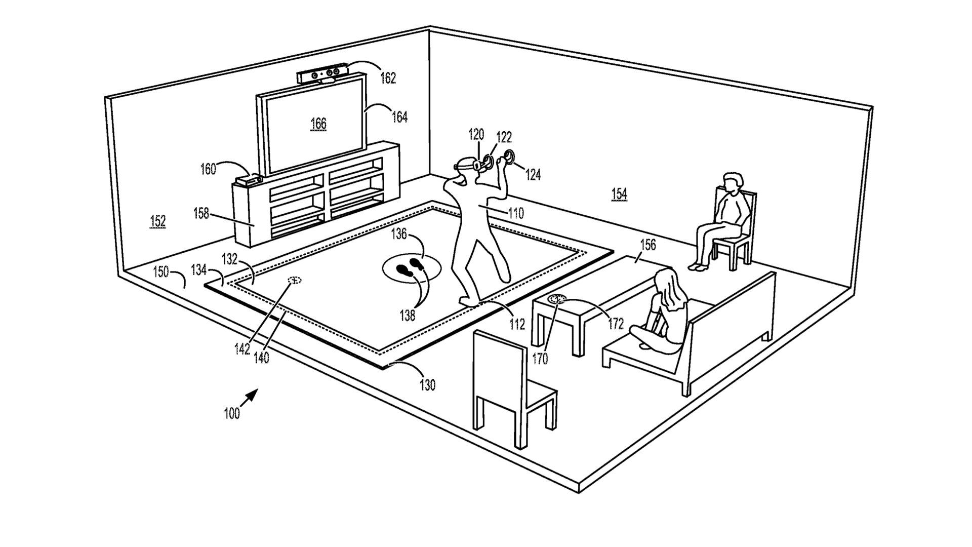 Microsoft Files Vr Floor Mat Patent Possibly Aimed At