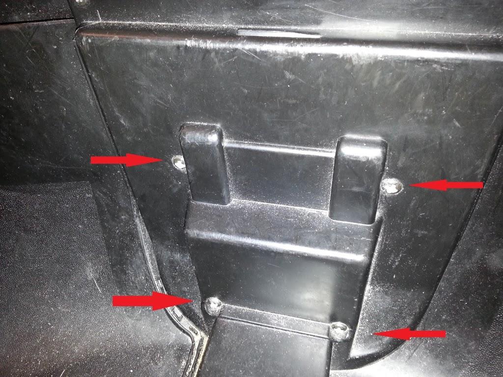 Comment changer le barillet (serrure) d'un top case GIVI ou KAPPA