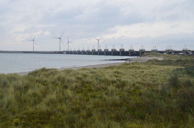 Barrage de l'Escaut Oriental