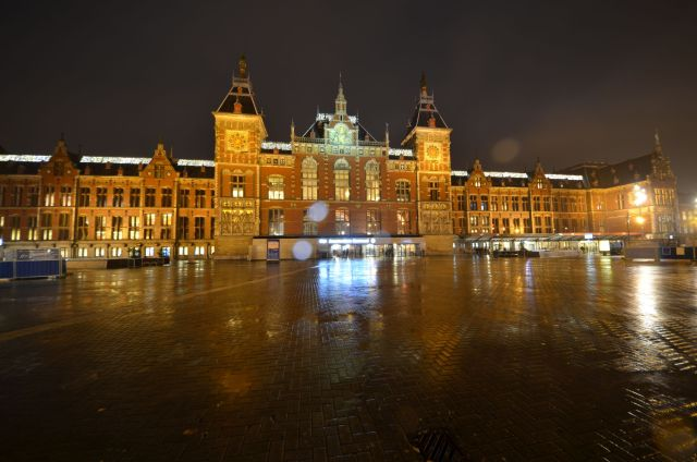 Gare centrale - Amsterdam
