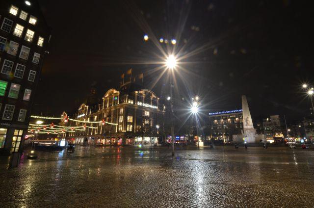 Dam et monument national - Amsterdam