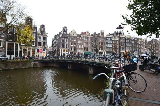 Pont sur Wijde Heisteeg - Amsterdam