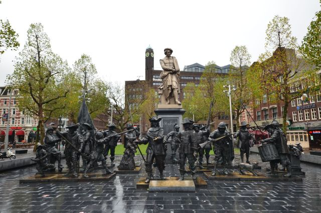 Rembrandtplein - Amsterdam