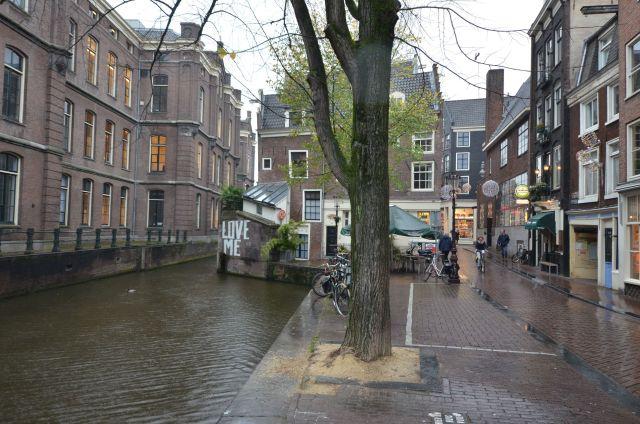 Langebrugsteeg - Amsterdam