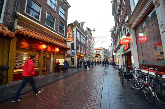 Chinatown - Amsterdam