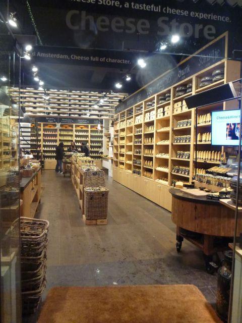 Boutique de fromages - Amsterdam