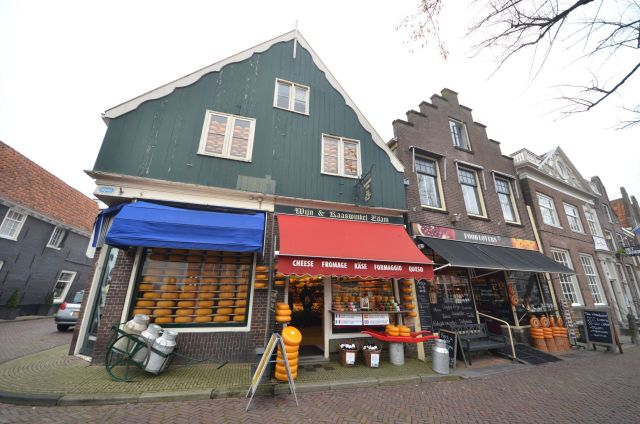Magasin de fromage - Edam