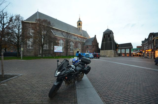Eglise - Oud Kerkhof à Sneek
