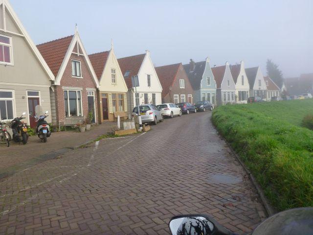 Les maisons colorées de Durgerdam