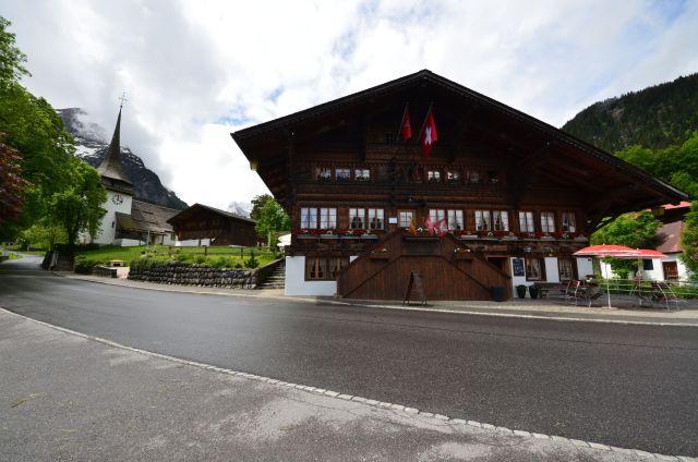 Hotel Restaurant Bären - Gsteig bei Gstaad