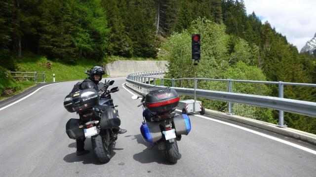 En route pour le Lukmanierpass