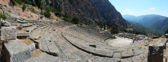Théâtre - Delphes
