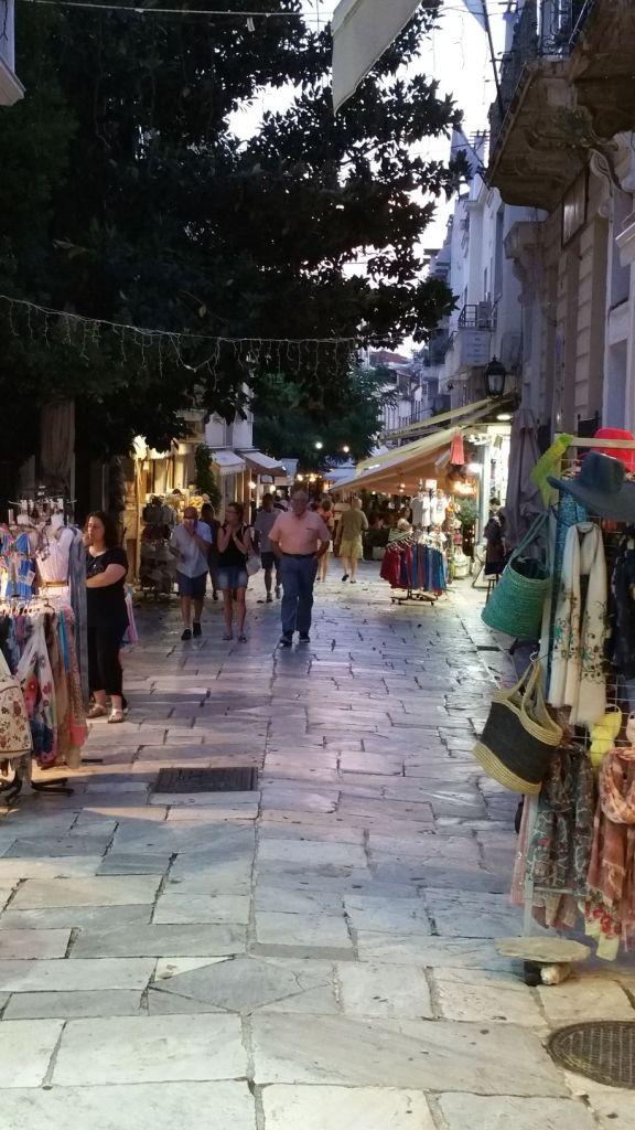 Quartier de Plaka - Athènes