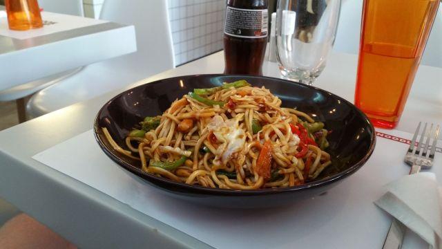 Assiette au Noodle Bar Σύνταγμα - Athènes