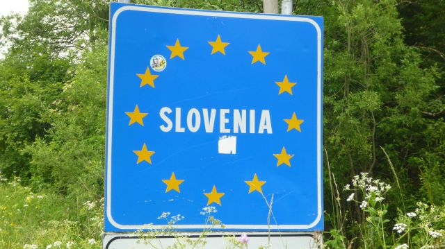 Bienvenue en Slovénie