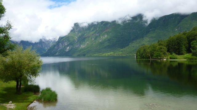 Bohinjsko Jezero - Slovénie