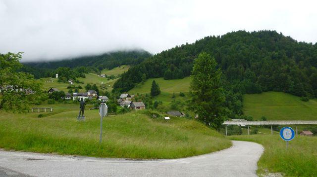 Sur la route - Slovénie