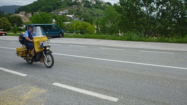 Le facteur de Motovun (sans casque)