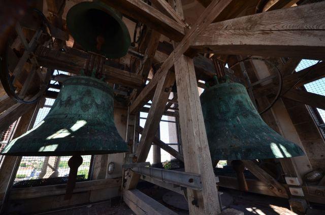 Les cloches de la Cathédrale Sainte-Anastasie - Zadar